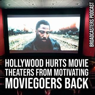 Hollywood Hurts Movie Theaters From Motivating Moviegoers Back BP091820-140