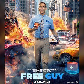 Damn You Hollywood: Free Guy