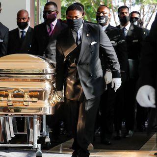 RADAR. CNN. Ciudadanos se SOLIDARIZARON ante la muerte de George Floyd. Informa GonzaloALVARADOnifestación