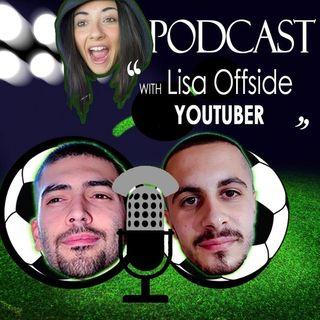 Fantacalcio: 34° giornata con Lisa Offside - La ministra del Bonus