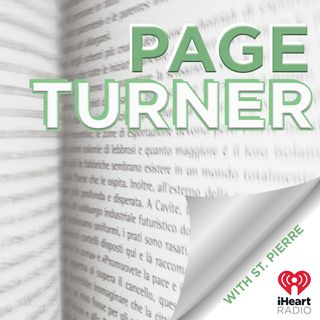 Page Turner with St. Pierre
