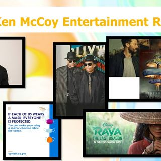 The Ken McCoy Entertainment Report Episode 43