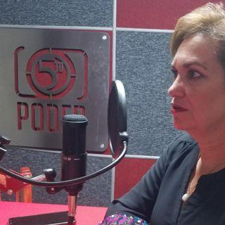 """El 5to Poder-Radio.- """"Lamentable que en SLRC no haya Comisión Anticorrupción"""": Del Río"""