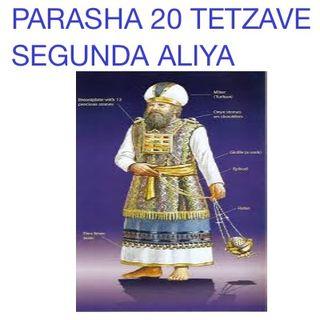 PARASHA TETZABE SEGUNDA ALIYA