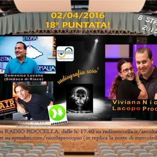 Radiografia Scio' - N.18 del 02-04-2016