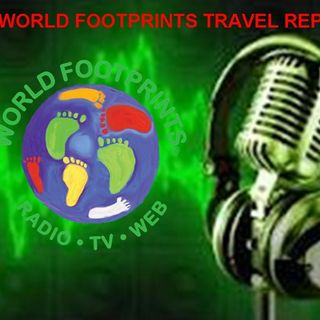 World Footprints Travel Report - 8/8/14