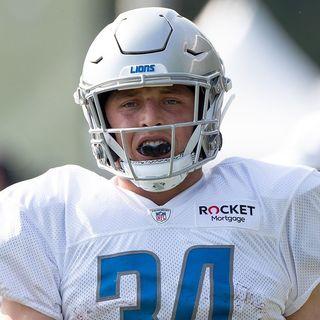 Lions Cut Zach Zenner, Lions Bubble Watch & Michigan's Quarterback Situation