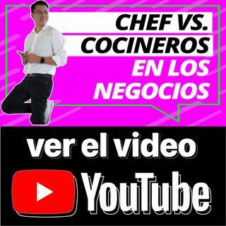 Un Chef en los negocios