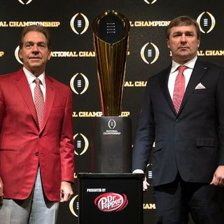 College Football Weekly Pick'em Show:National Championship Post Game Show W/Former Alabama Lineman Bill Searcy