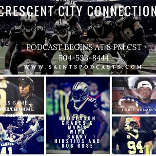 Crescent City Connection:  Playing Like Champions (Bucs-Saints Recap/Saints-Bills Preview)