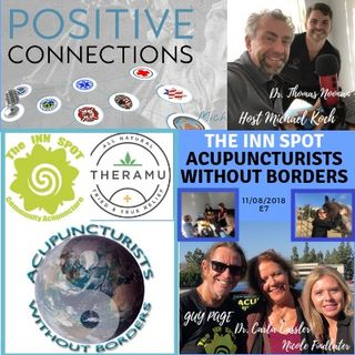 The Inn Spot: Guy Page and Acupuncturists Without Borders. Treating our Military and First Responders.