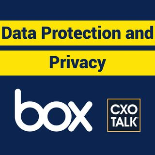 Data Protection, Security and Privacy with Aaron Levie, CEO, Box