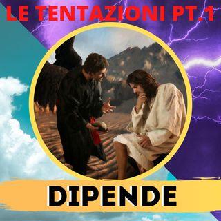 Le tentazioni di Gesù pt. 1 - Messa online