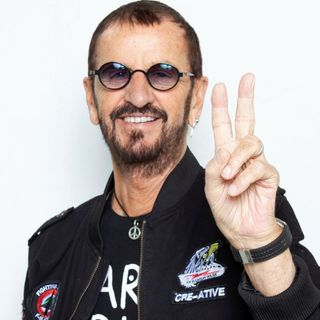 Ringo Starr stops fight with sex toys.