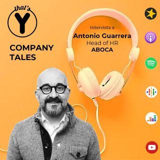 Company Tales con Antonio Guarrera ABOCA