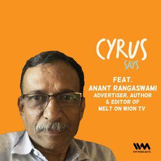 Ep. 620: feat. Anant Rangaswami