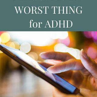 297 | 4 Huge Reasons Why Facebook Is The Worst Thing for ADHD