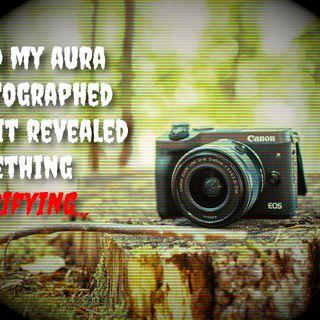 I had my aura photographed and it revealed something terrifying...