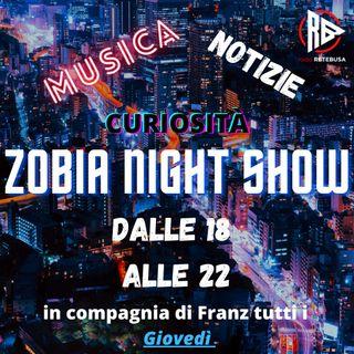 Zobia Night Show with Franz