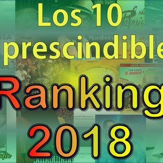 Los 10 Imprescindibles - Lo Mejor del 2018