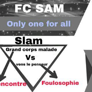 Plezi Zòrèy Epizòd 3 Avec FC SAM 001 . Grand Corps Malade Vs Vens Le Penseur( Slam)
