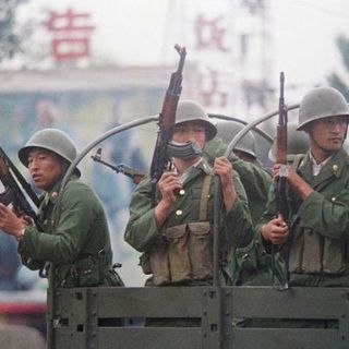 CHINA | S05 02 - How Tiananmen is being repeated in Xinjiang
