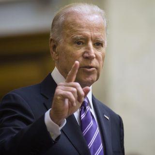 The Only True Pervert We Know Is... Joe Biden