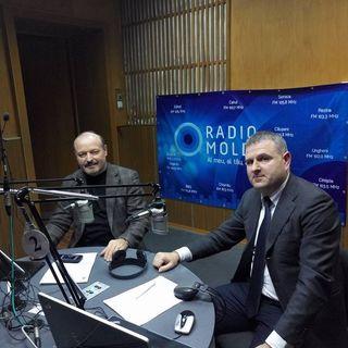 "Formarea majorităţii parlamentare la emisiunea ""Loc de dialog"" la Radio Moldova"