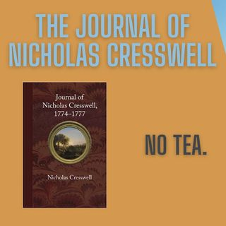 The Journal of Nicholas Cresswell - Nicholas Cresswell