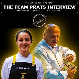 The Team Prats Interview.