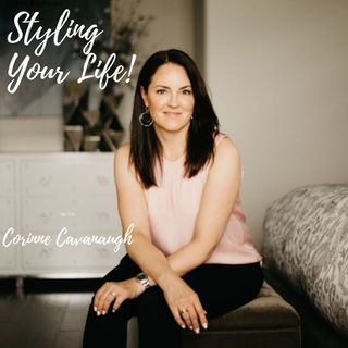 Debut Show of Style your Life with Corinne Cavanaugh
