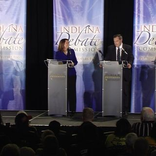 Indiana Senate debate