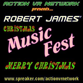 Robert James' Christmas Music Fest #1 Replay - 12/18/2020