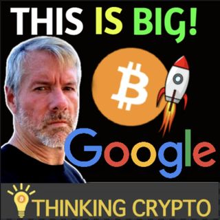 BITCOIN A Better Investment Than Bonds & Google Integrates Crypto!