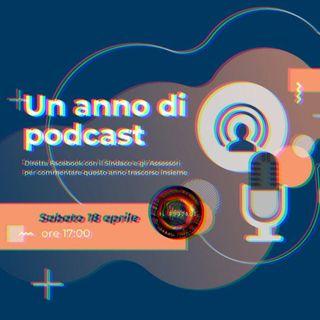 ep. 21 - Un giorno in clausura: Un anno di Podcast