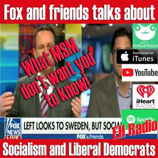 Morning moment Fox and friends talks about socialism Jan 21 2019