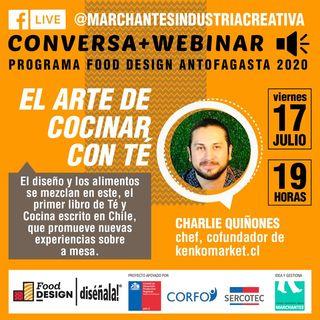 El arte de cocinar con Té | Food Design DISÉÑALA #09
