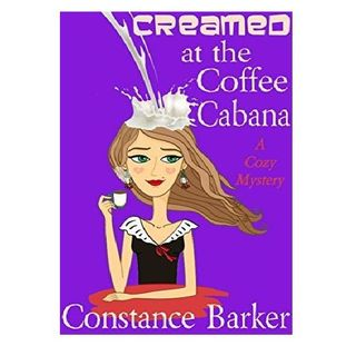 Creamed at the Coffee Cabana By Constance Barker Narrated By Angel Clark