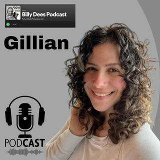 Gillian Talks with Billy about Canada, TikTok, and Guillain Barre Syndrome