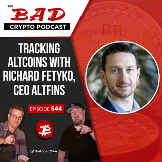 Tracking Altcoins with Richard Fetyko of altFINS