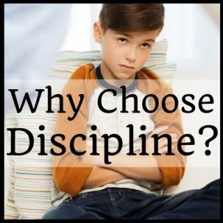 Why Choose Discipline?