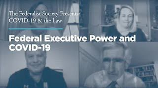 Federal Executive Power and COVID-19