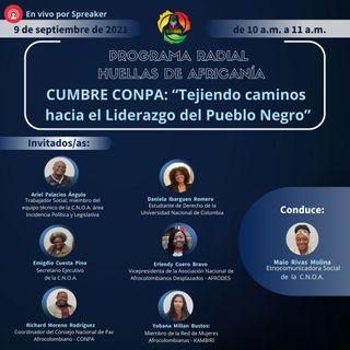 Cumbre Conpa: tejiendo los caminos hacia el Liderazgo del pueblo Negro
