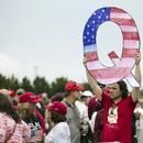 With #SaveTheChildren Rallies, QAnon Sneaks Into The Offline World