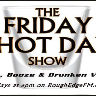 Just a Regular Show - FRIDAY SHOT DAY SHOW (09/14/18)