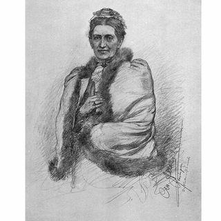 Johanna von Bismarck (Todestag 27.11.1894)