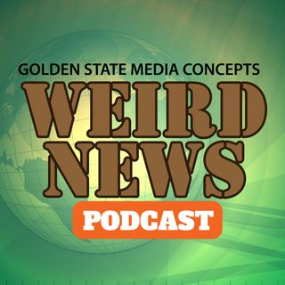 GSMC Weird News Podcast Episode 284: Helicopter VS Cow - The Revenge