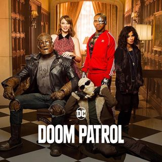 Doom Patrol & The Umbrella Academy!
