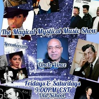 The Magical Mystical Music Show 2-22-2020