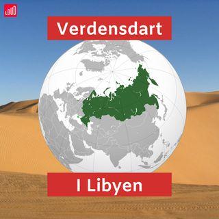 Verdensdart #10 I Libyen